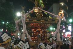 大國魂神社例大祭「くらやみ祭り」