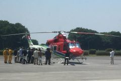栃木県消防防災航空隊