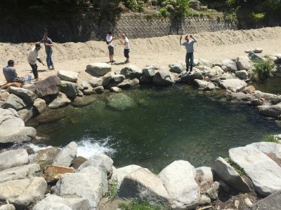 日川渓谷レジャーセンター
