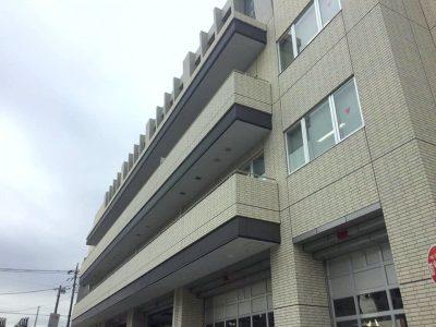 調布消防署 新庁舎