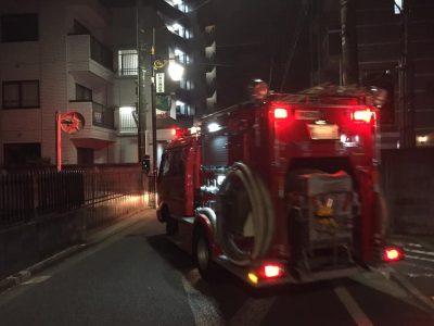 秋の火災予防(消防団旅行.com)